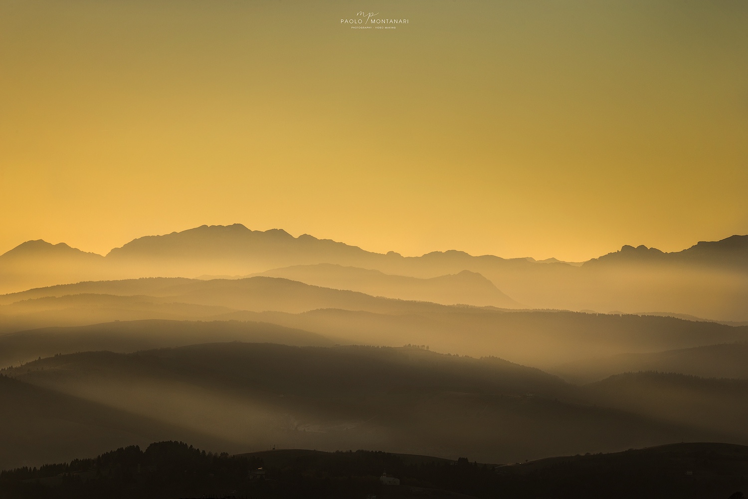 Ray of Light by Paolo Montanari