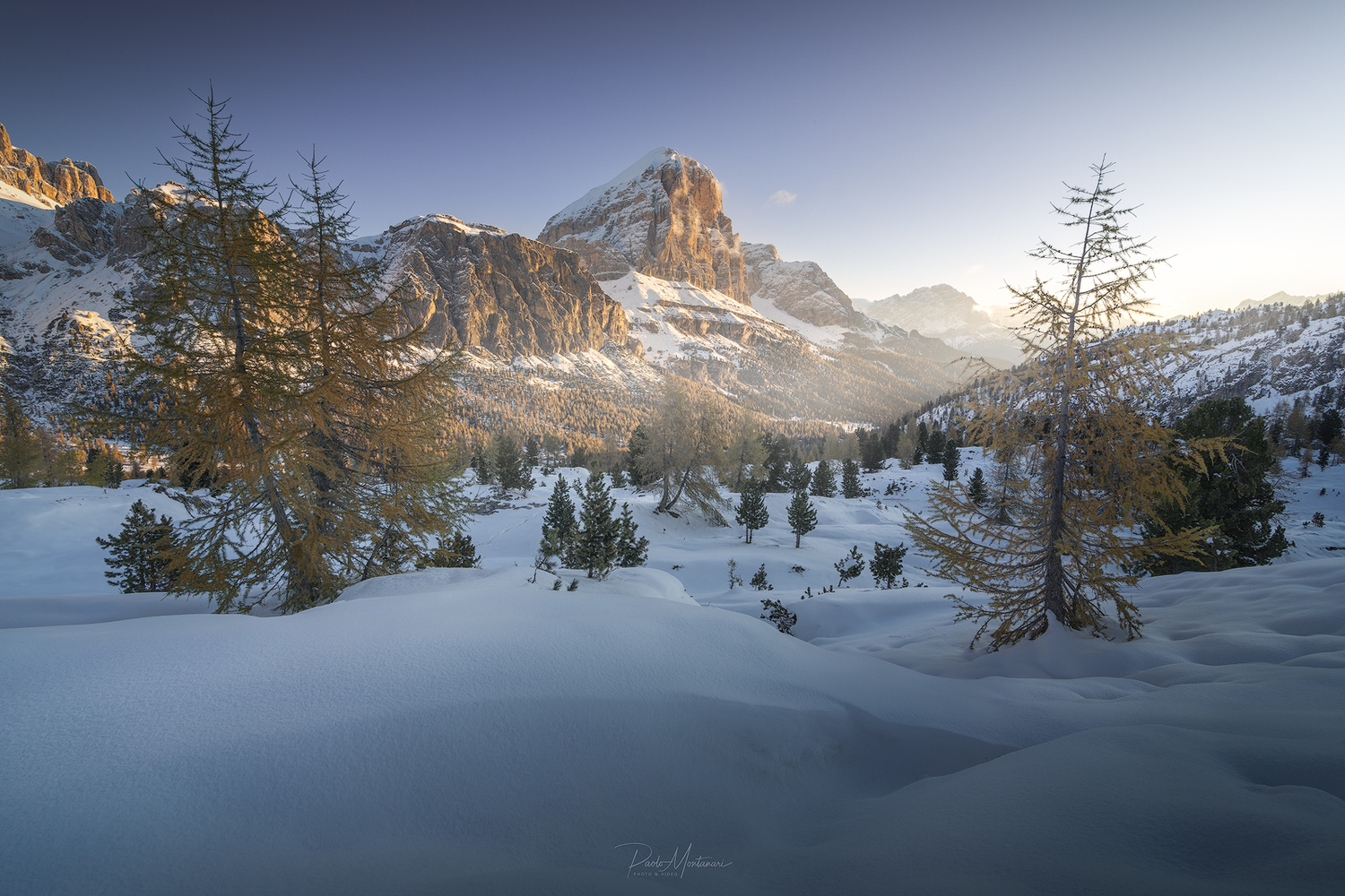 Winter is Coming by Paolo Montanari