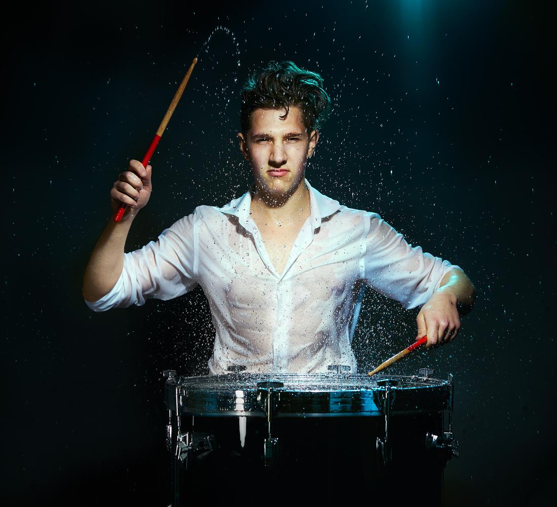 Drummer Boy by Nechama Leitner