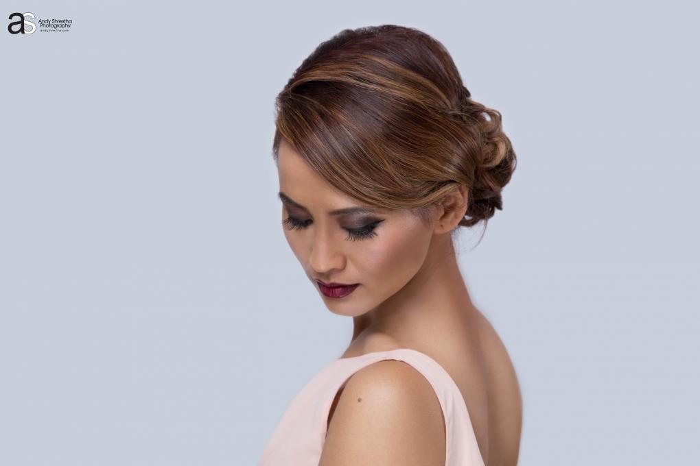 beauty shot by Andy Shrestha