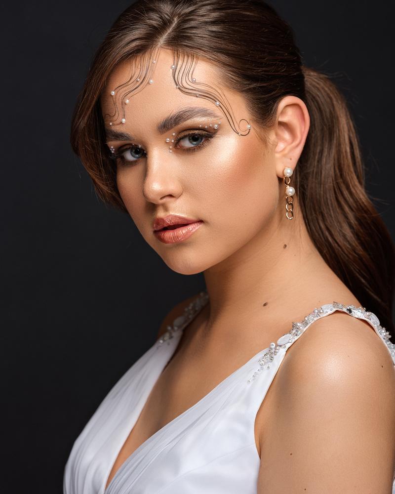 Beauty portrait by Saulius Kerikas