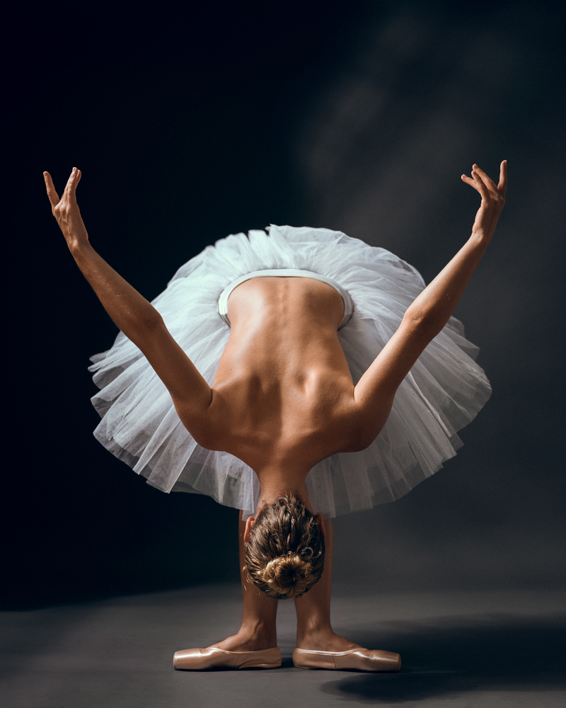 Ballerina by Saulius Kerikas