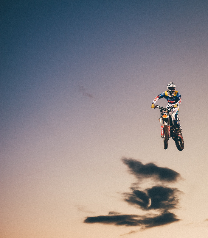 Moto X by Dom Stuart