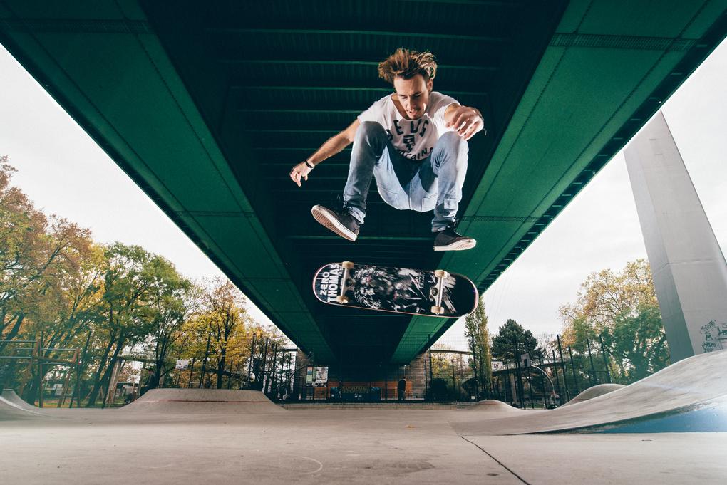 Kick, Push by Dom Stuart