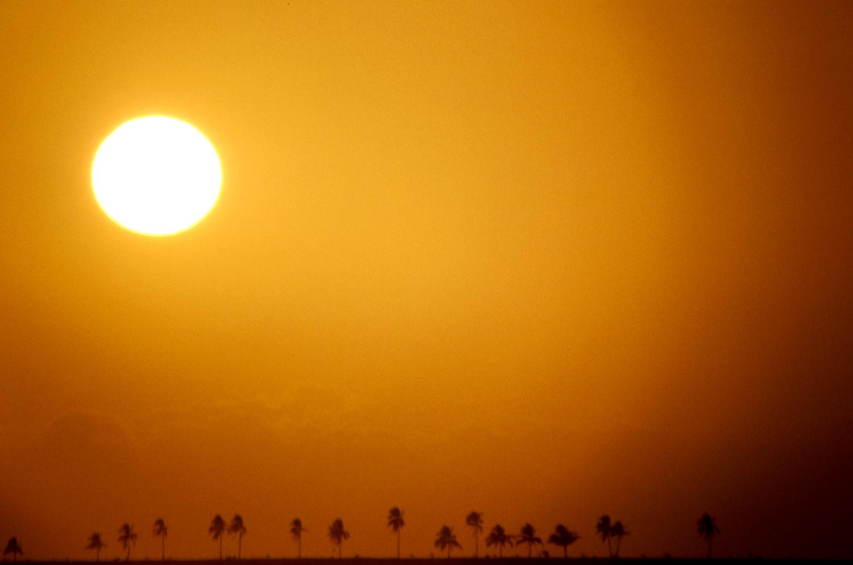 Sunrise - Panama by Jeff Burian