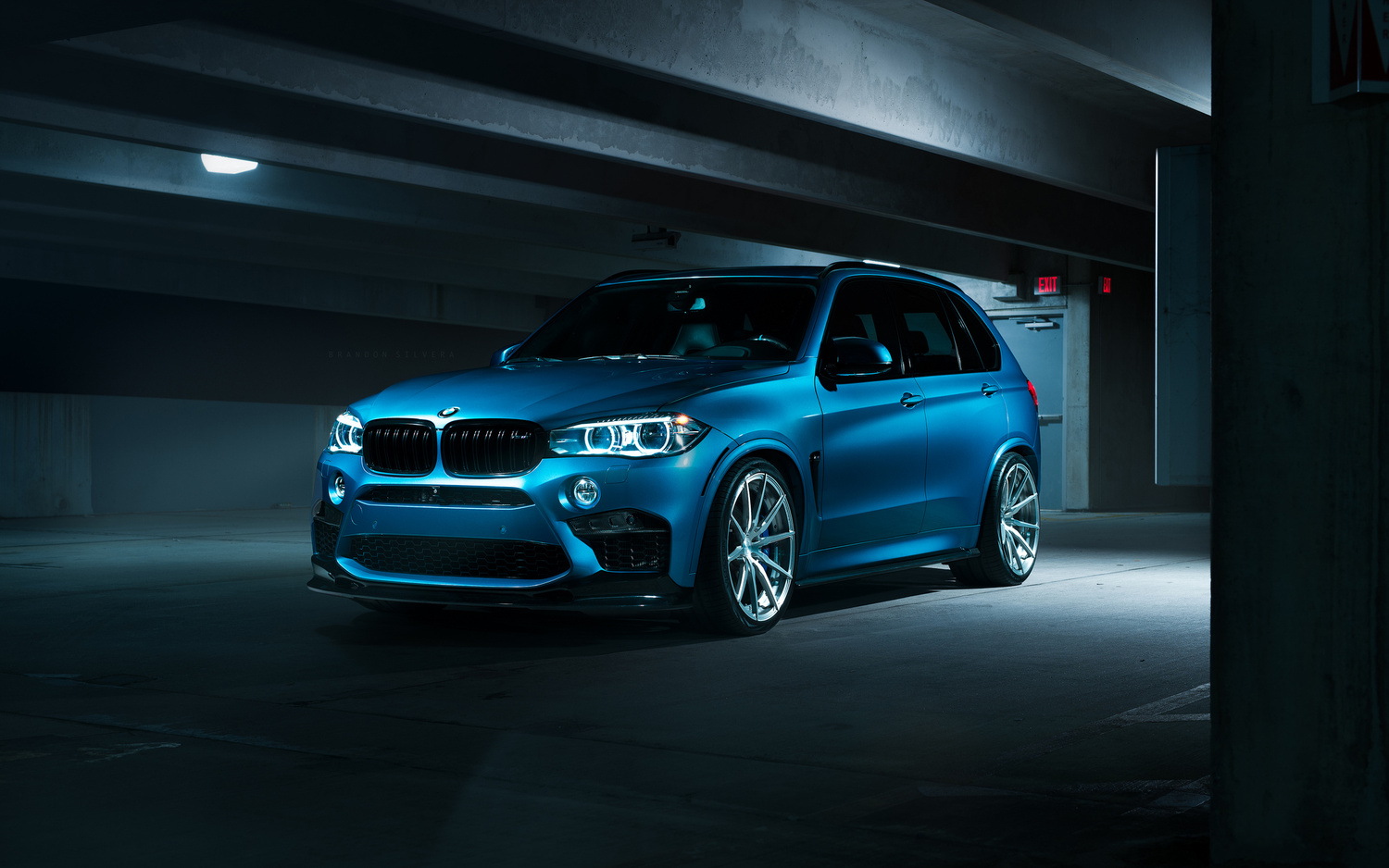 BMW X5M by Brandon Silvera