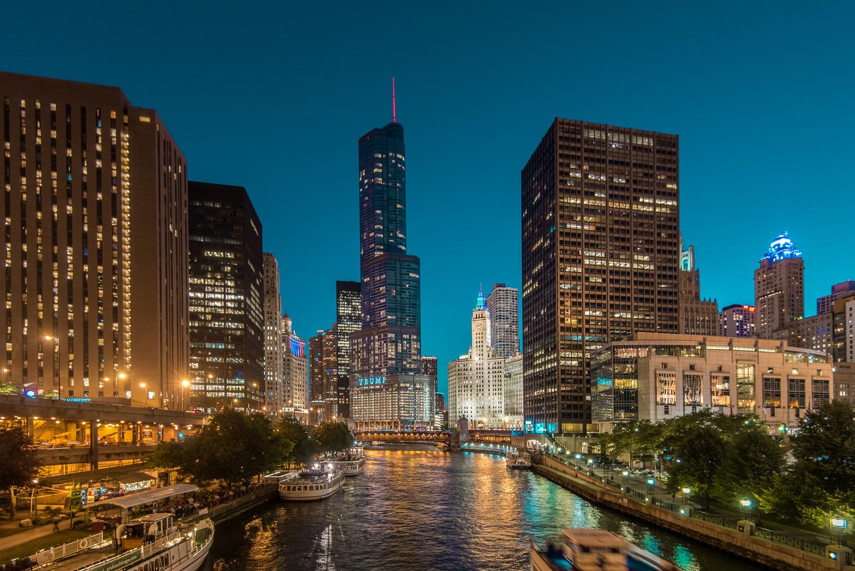 CHICAGO  by Brandon Silvera