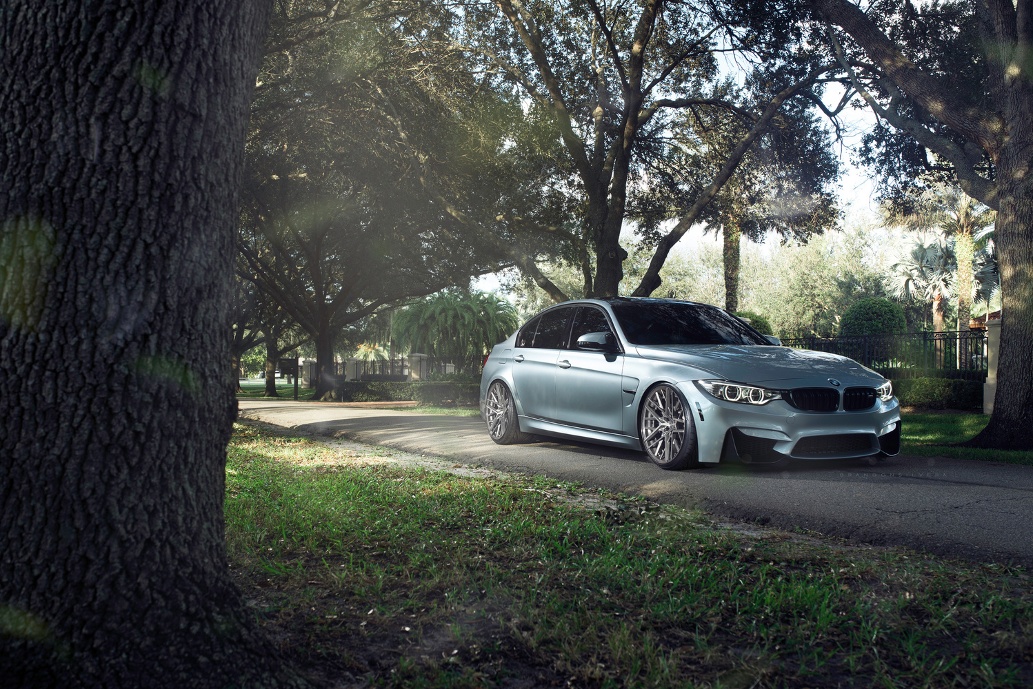 BMW M3 by Brandon Silvera