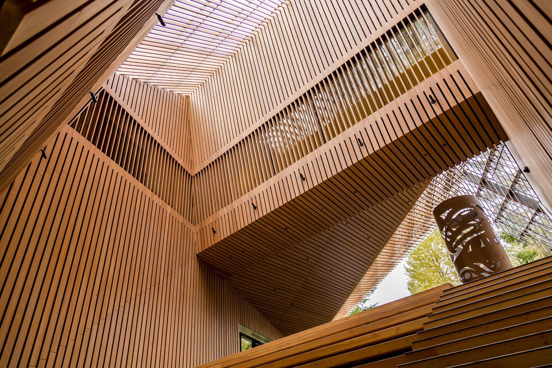 Audain Art Museum by David Kimber