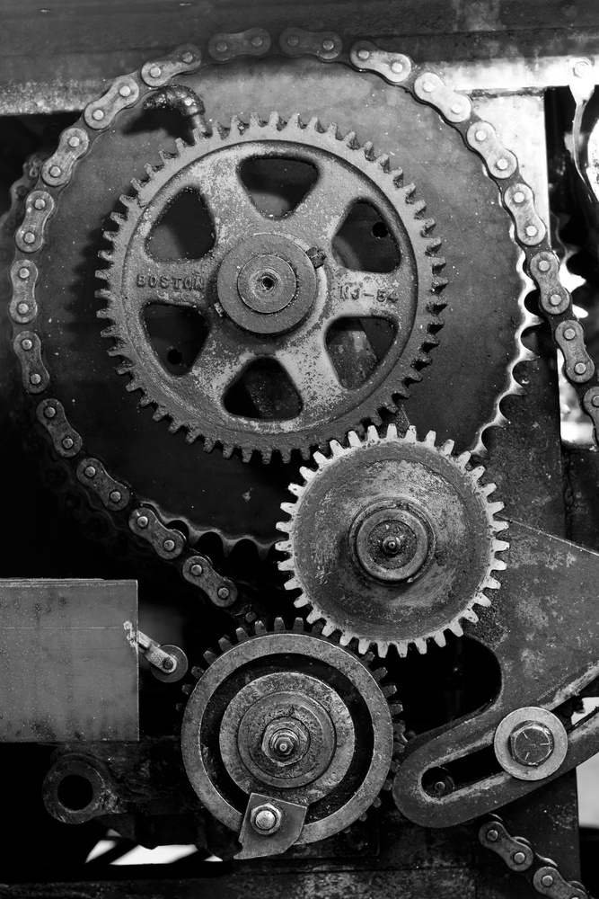 Gears by Kevin Downey