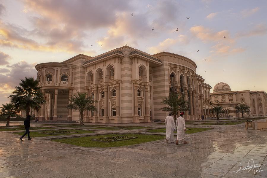 American University of Sharjah by Nasser Ali
