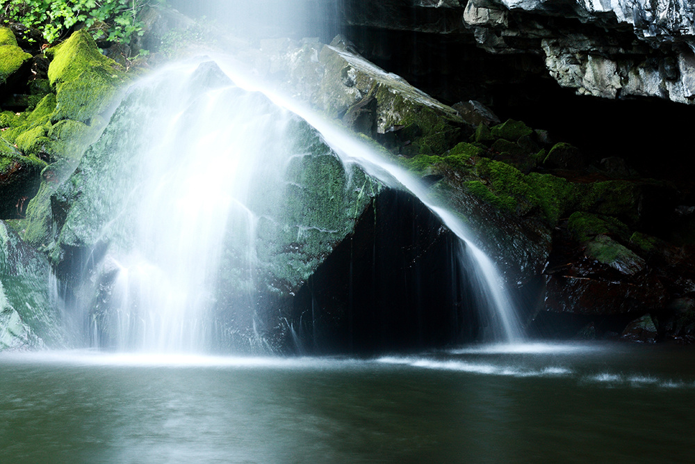 Waterfall by Ozden Gumus