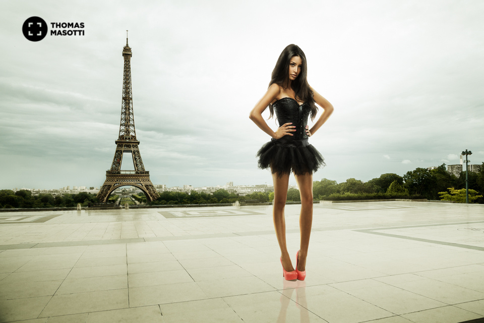 Céline Morel by Thomas Masotti
