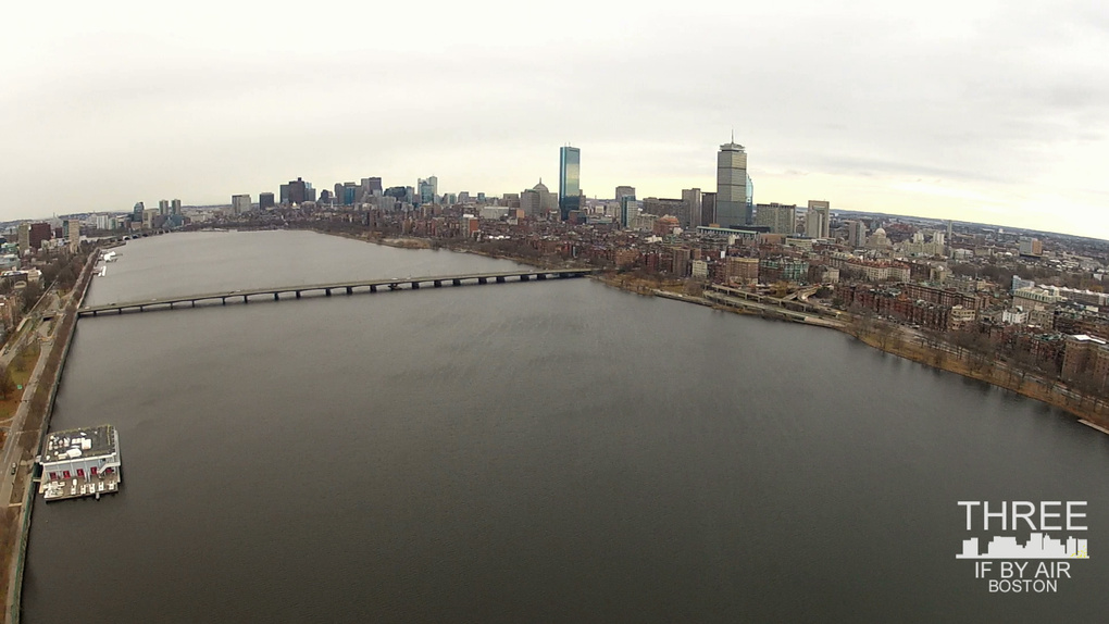 Charles River, Cambridge by Nick Cosky