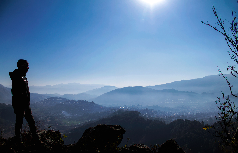view point  by pushpendra maurya