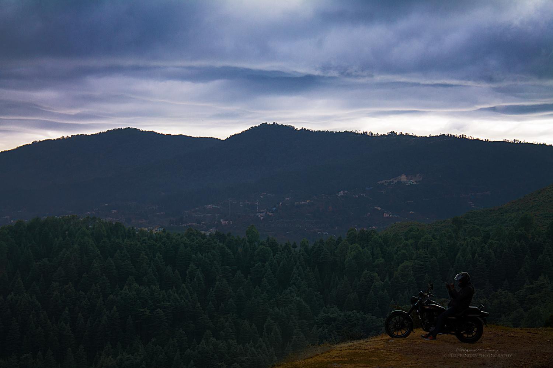 Thunder  by pushpendra maurya