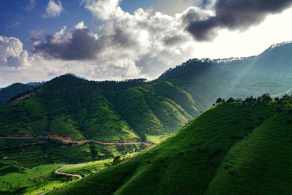 Nature  by pushpendra maurya