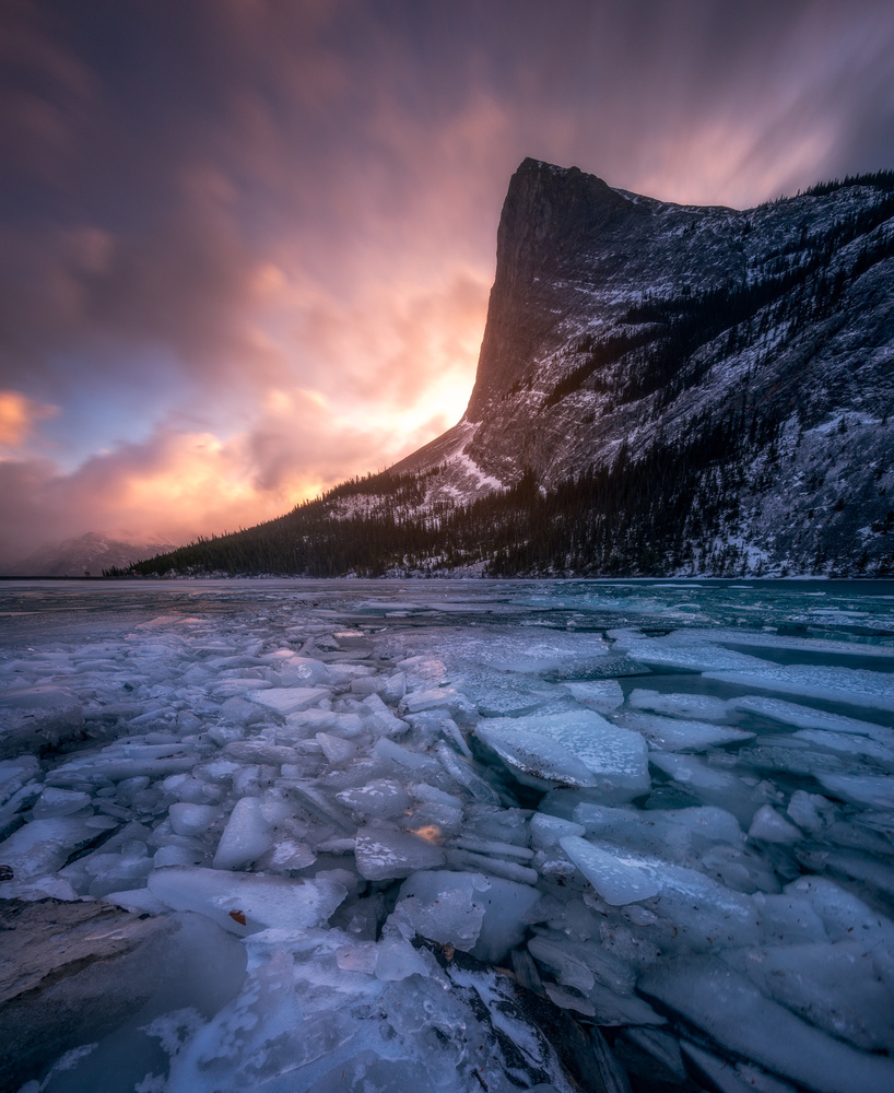 ICESCAPE by Jose Marvin Evasco