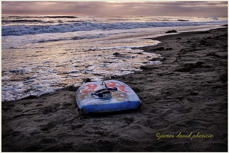 Boogie Board by James Phenicie