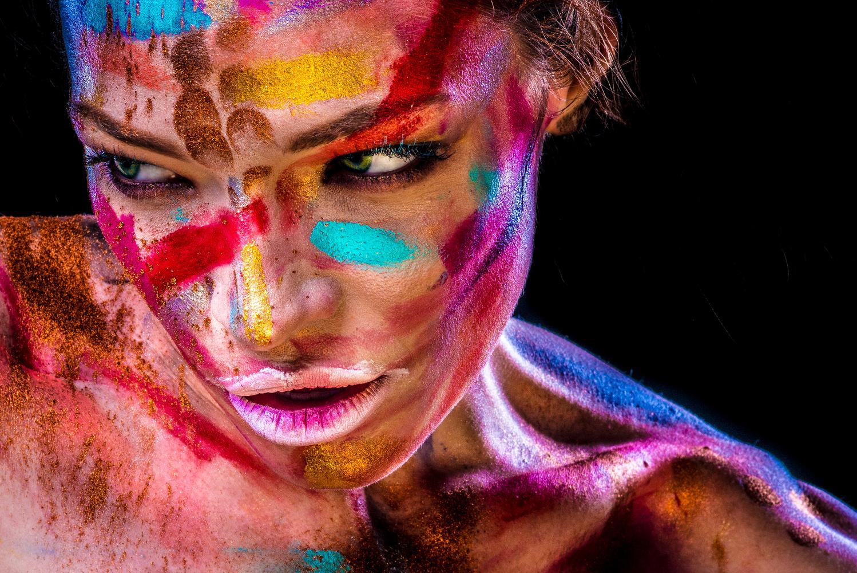 Blind Beauty by Duke Morse