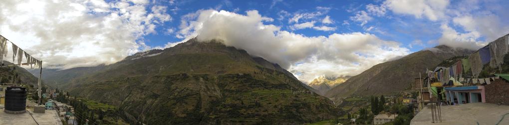Morning View from Hotel by Shaktivrat Khanvilkar