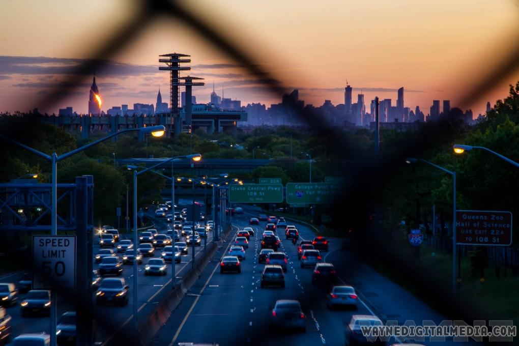 Peek through the fence by Dwayne Crawford