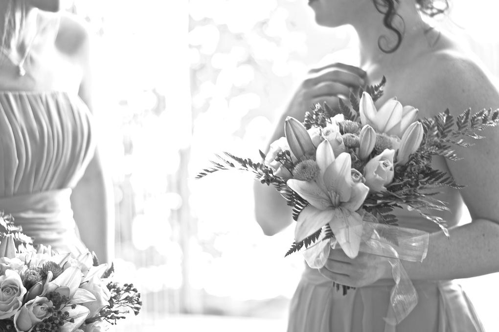 Wedding Flowers by Marc Sandin