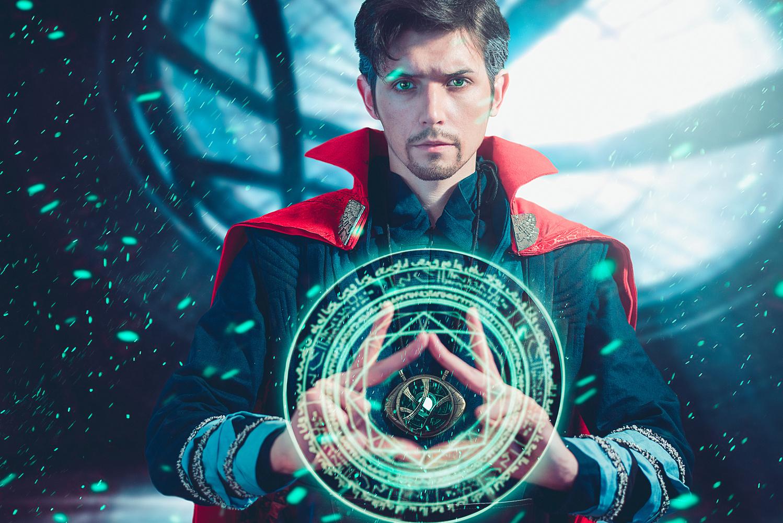 Time Magic by Josean Rosario