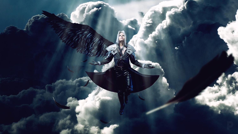 Sephiroth  by Josean Rosario