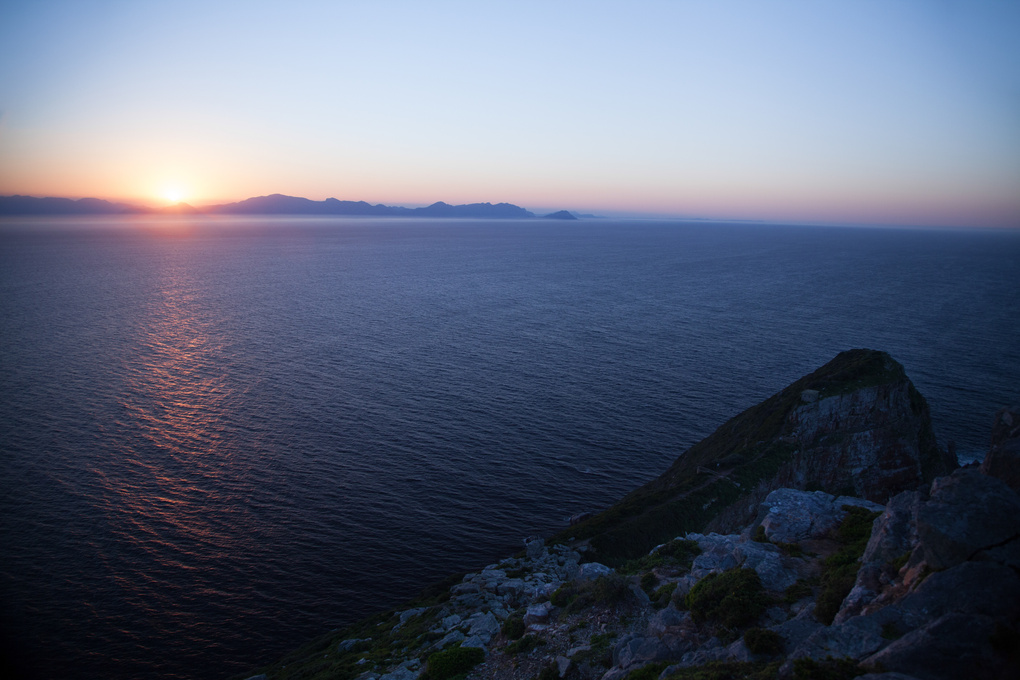 The Edge of the World, Cape Point by Jay Caboz