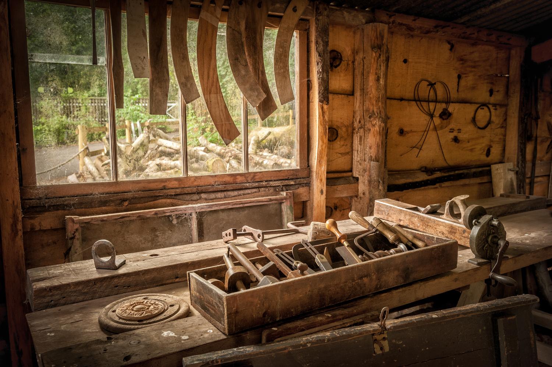 Workbench by Richard Downs