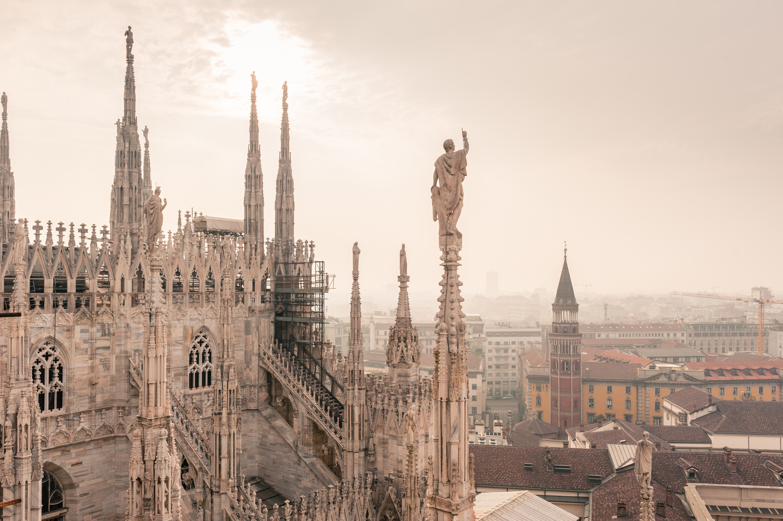 Duomo Dawn by Richard Downs