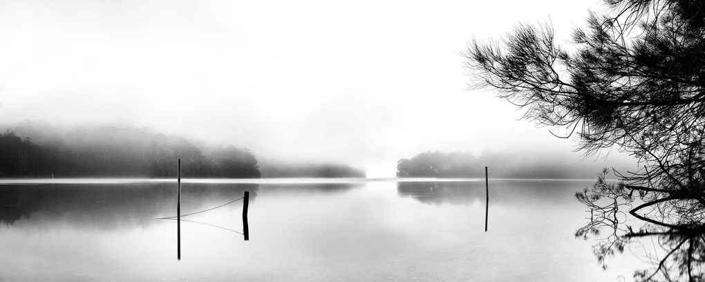 Wagonga Mist by Allan Savage