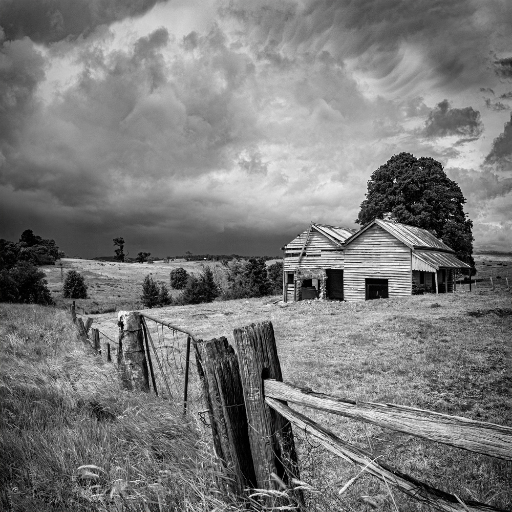Weathered by Allan Savage