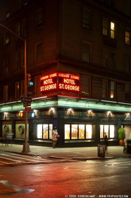 Hotel St. George by Todd Vorenkamp