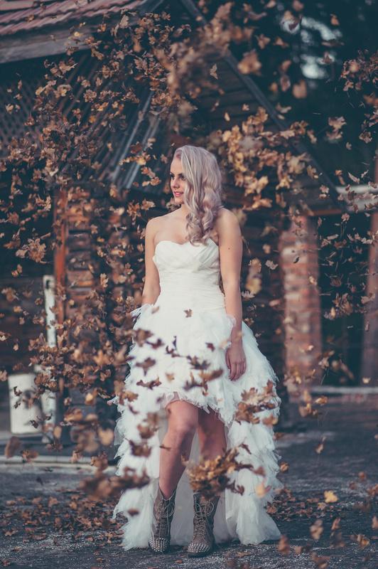 Bride by Palhegyi Attila