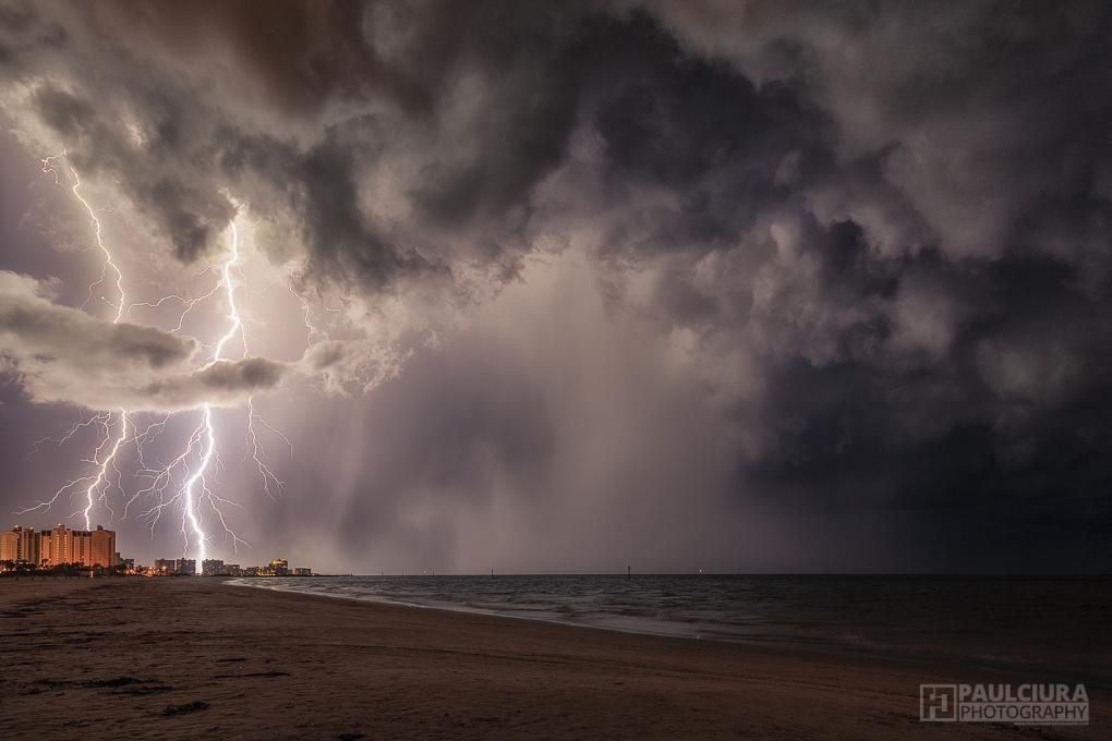 Lightning by Paul Ciura