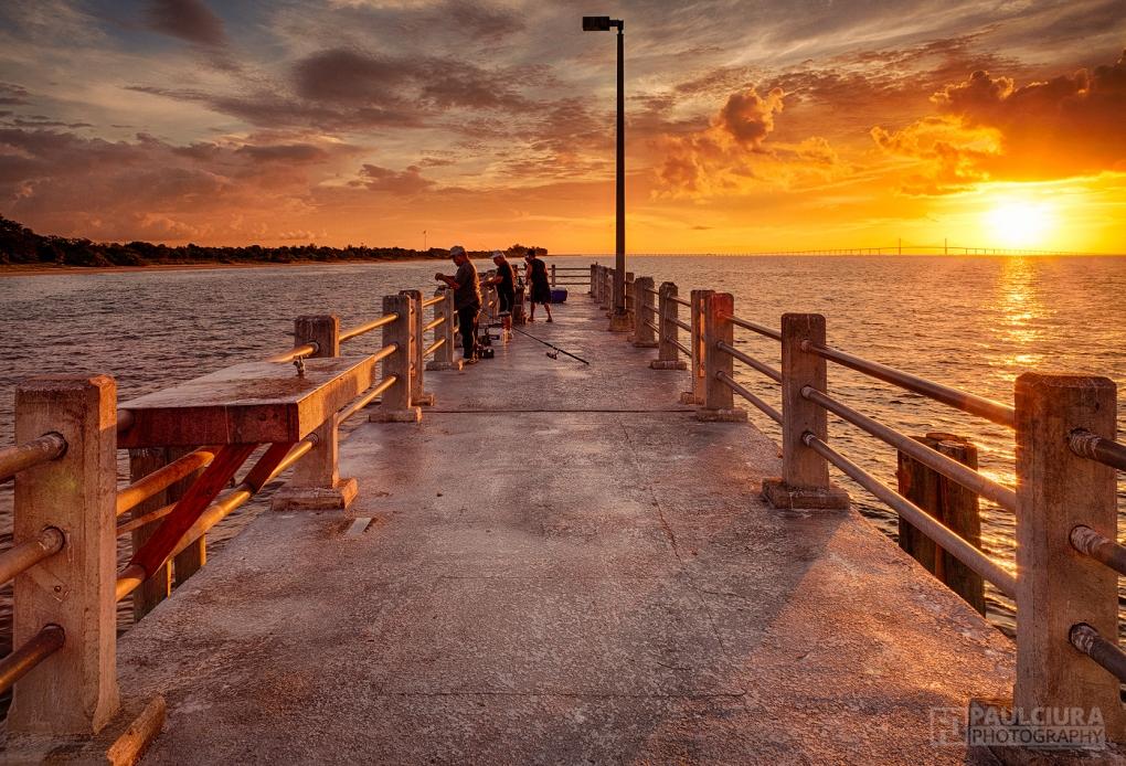 The Pier by Paul Ciura
