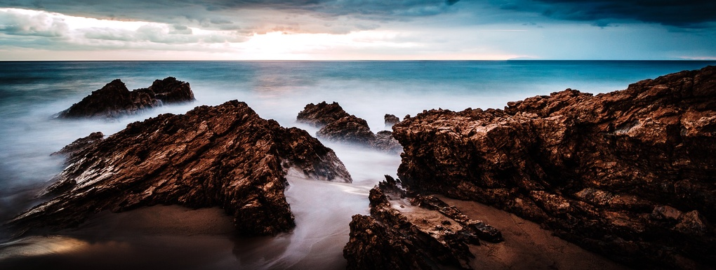 Seascape by Chris Pizzitola