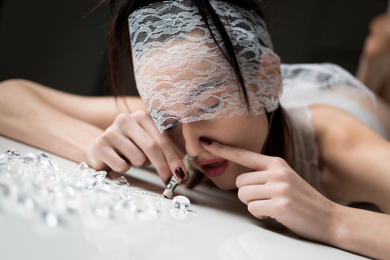 Diamonds are a girls best friend by Michael Lightspeed