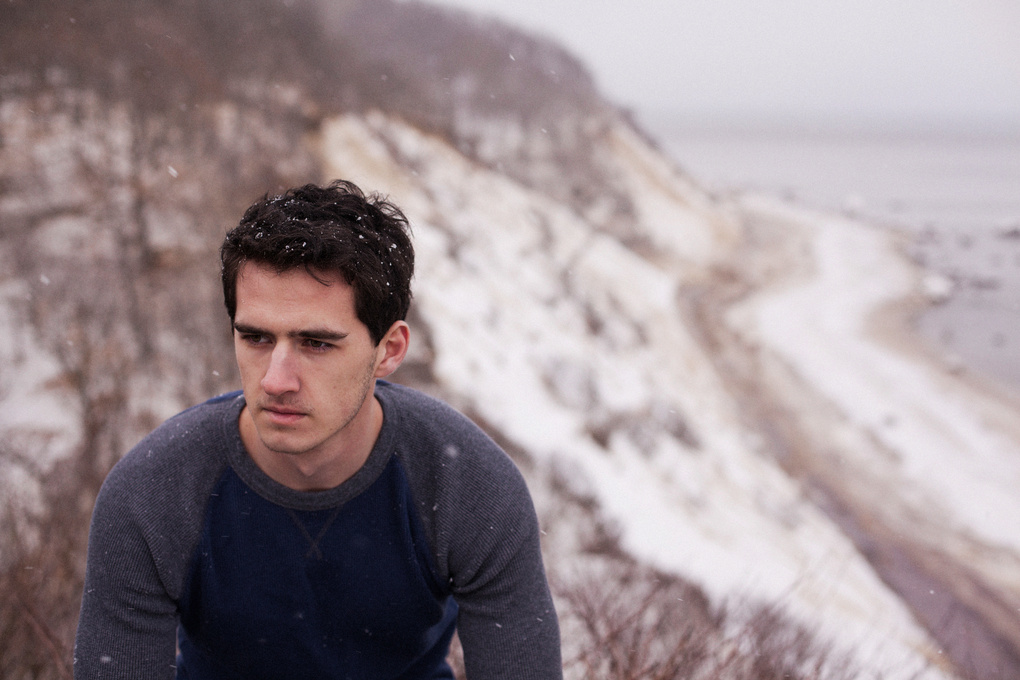 Seth, 20 minutes before a blizzard  by Paul DiPasquale