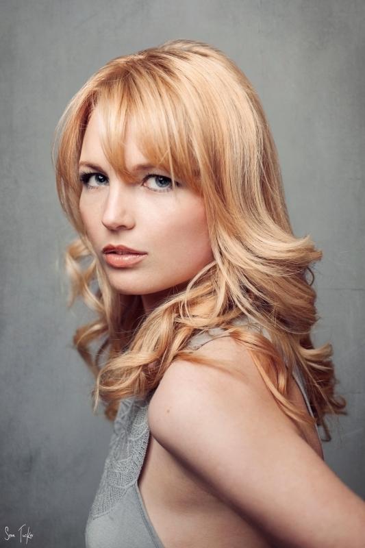 Blonde by Sean Tucker
