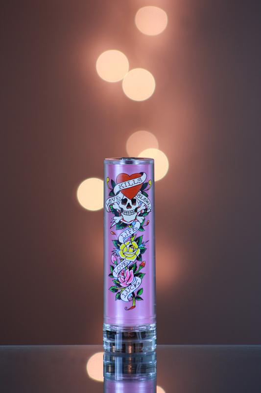 Bokeh Perfume by Steven Bongers