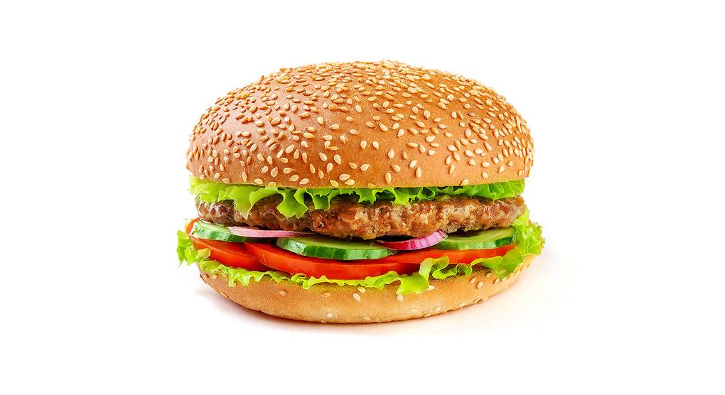 Hamburger by Vladimir Chernyadyev