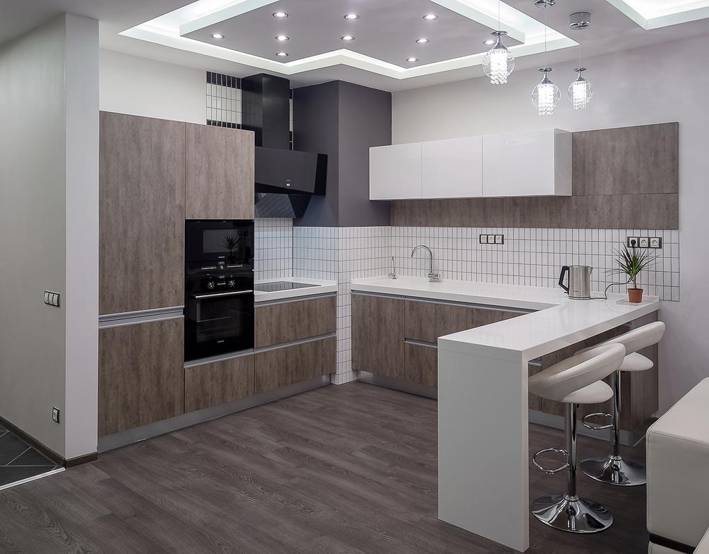 Kitchen by Vladimir Chernyadyev