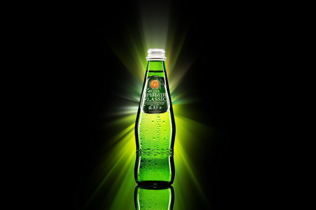 bottle by Vladimir Chernyadyev