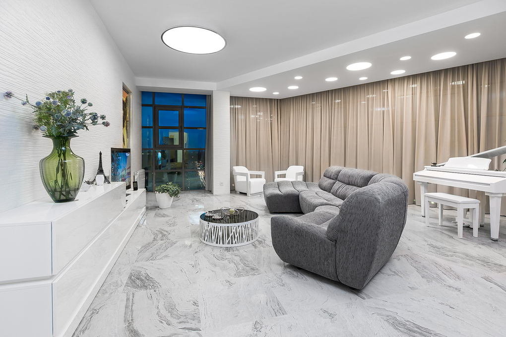 Luxury Apartment in Tatarstan by Vladimir Chernyadyev