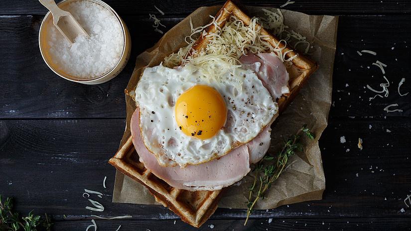 Breakfast by Vladimir Chernyadyev
