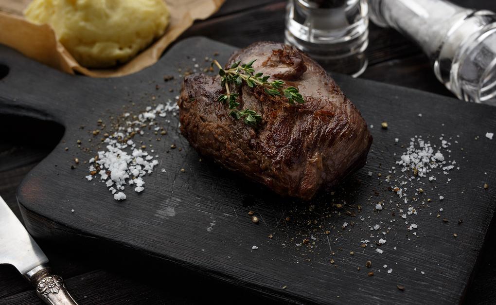 Meat by Vladimir Chernyadyev