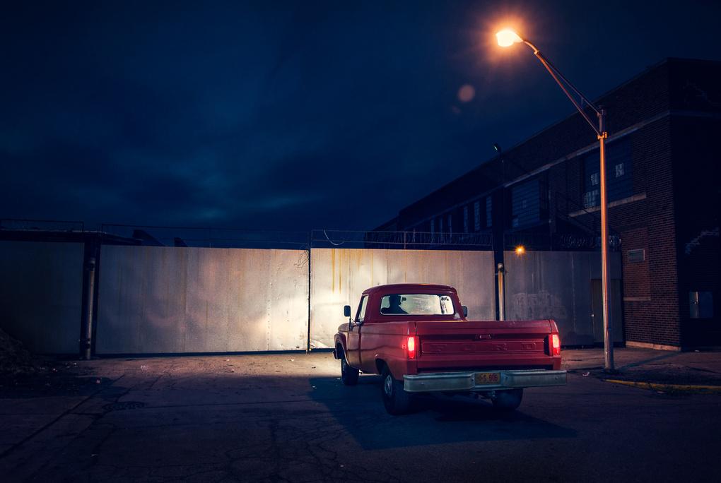Border Crossing by Grant Schwingle